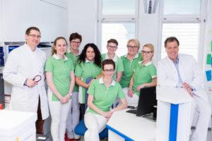 Das Team in Urspringen - Hausarzt Dr. Brack