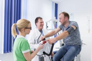 Sportmedizin - Hausarzt Dr. Brack in Urspringen
