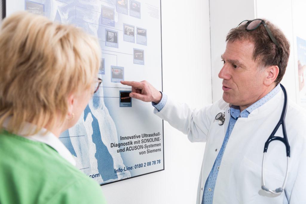 Patientenschulung - Hausarzt Dr. Brack in Urspringen