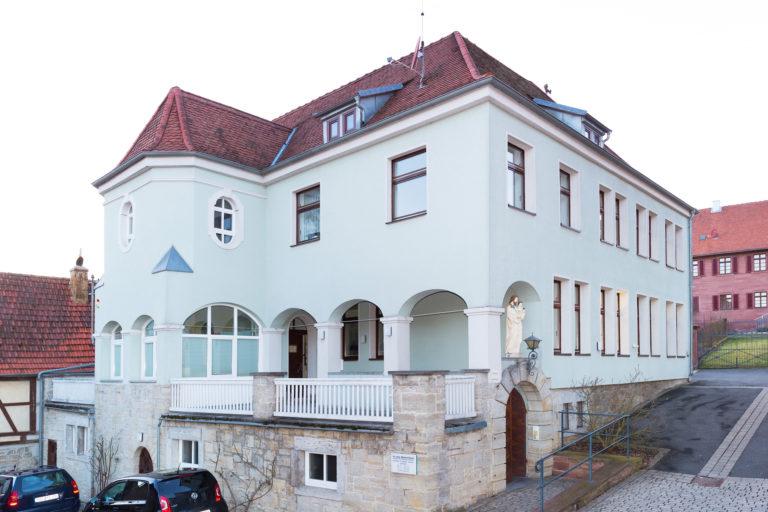 Standort Urspringen - Hausarzt Dr. Brack