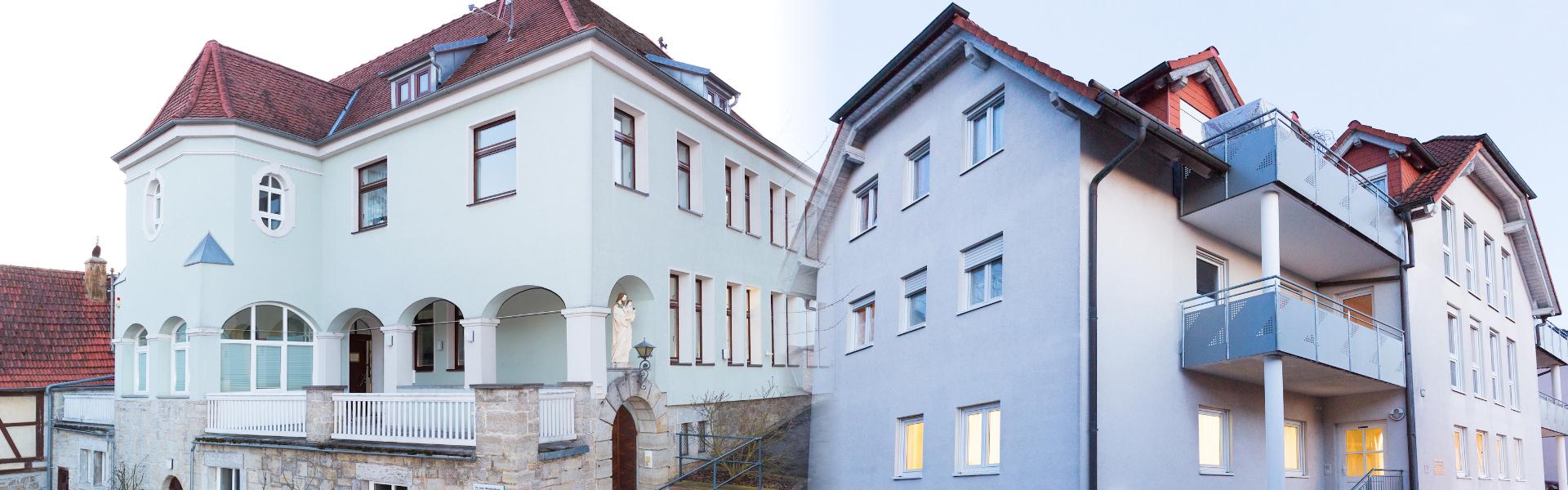 Unsere Standorte in Urspringen und Steinfeld - Hausarzt Dr. Brack